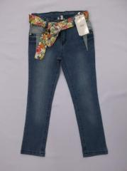 Emporio Junior jeans for the girl with a bright