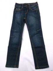 Silver Sun jeans for the girl blue