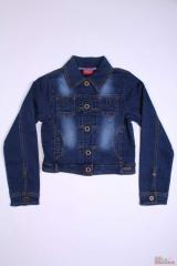Jeans jacket for the girl