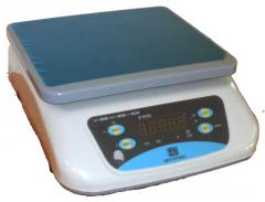 Packing scales