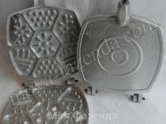 Формы для выпечки печенья Украина (код R-114)