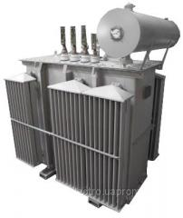 Power transformers oil