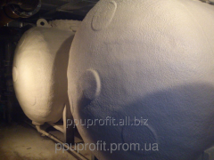 Термоизоляция пенополиуретаном напыляемым (ППУ)