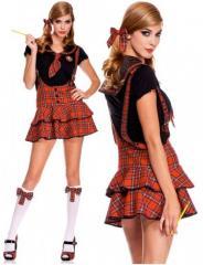 Игровой костюм школьницы ML-25079