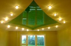 Stretch ceilings cheap Kherson