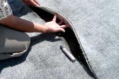 Mats bentonite Atarbent (Sound insulation and