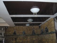 Stretch ceilings in the house Kherson