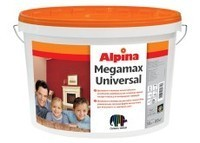 Silky and opaque, steady universal latex ALPINA