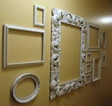 Рама резная для зеркала, круглая из массива дерева