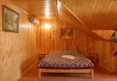 Vagonka de madera
