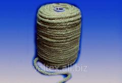 Rope of lno-hempen 8 mm (hank of 100 m). No. 22-8