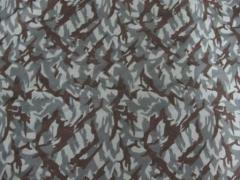 Grid textile camouflage blue camouflage