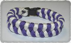 Bracelet from a paracord of the Dragon 21,5sm