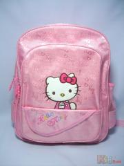 Backpack for the girl of Hello kitty