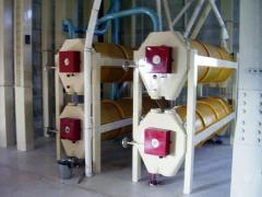 Vibroseparators are centrifugal grain. PROKOP.