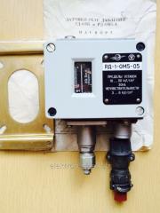 Датчик-реле давления РД-1-ОМ5 РД-2-ОМ5: