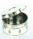 Коробка стерилизационная КСК-12 Бікса