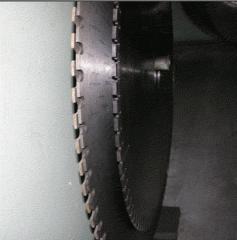 Detachable diamond wheels