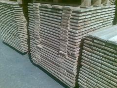 Pallet preparation (plate tare)