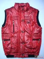 D&G vest Product code: T1378