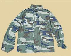 Костюм военный камуфляжнный