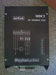 MDC2-22 ArtTech привод главного движения станка с