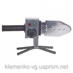 Soldering iron for plastic pipes Uralmash of PPT