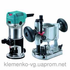 Milling cutter trimmer of Kraissmann 910 OFT 6-8
