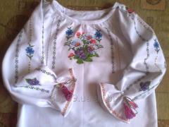National clothes, vyshivanka