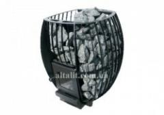 The Kamenka furnace the Rock 20, with glass