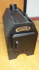 Печь отопительная с варочной поверхностью Мечта -15, мощность 5 кВт для дачи