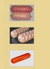 Polyamide sausage covers of firm Atlantis-Pak