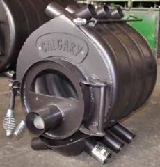 Печь Булерьян Calgary, тип 00, до 100м3, мощность