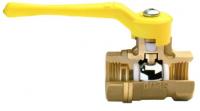 Crane 11b12bk of Du 15х0,1 couplings gas
