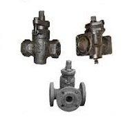 Crane 11ch3bk of Du 25х1 gas coupling