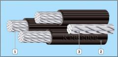 Провода самонесущие изолированные СИП-1, ...