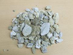Crushed stone perlitovy