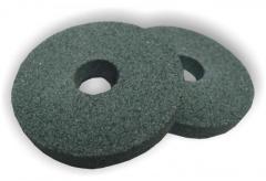 Abrasive circle of AA 125/6/4x12,7