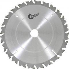 Пила дискова твердосплавна Lenker 160*32*36 z
