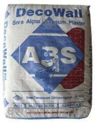 Шпаклевка черновая ABS 30 кг (Турция)