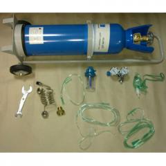 Кислородный баллон объёмом 10 литров Y004-10