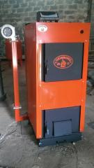 Solid propellant copper of 10 kW