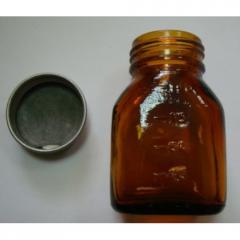 Spittoon glass pocket S-6