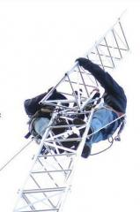 Алюминиевая мачта серии МА400