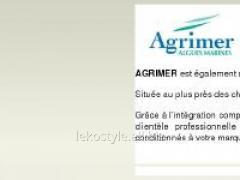 Освежающая альгинатная маска-пленка Agrimer