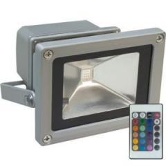 Прожектор RGB светодиодный 20 Вт