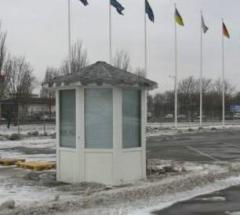 Блок-посты охраны купить Украина
