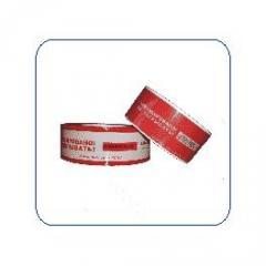 Adhesive sealing tape