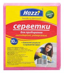 Napkins for cleaning of Hozzi (10 pieces)