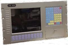 System of numerical control CNC4000